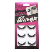 Faux-cils Marlliss® Hot Wave Collection - No 3404 - Pack de 5
