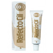 Teinture Cils et Sourcils RefectoCil No0 Blond
