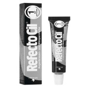Teinture Cils et Sourcils RefectoCil No1 - Noir Intense