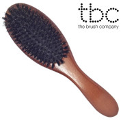 TBC® Boar Bristle Brush - Oval