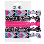 * SOHO® Hair Ties no. 20 - PLAYFUL