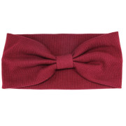 SOHO® Turban Headband - Bordeaux