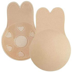 Lift up pads, Invisible Rabbit bra, beige - 1 paire