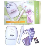 Salon shaper + Lampe chauffante (Nail decorator kit)