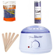 Kit d'Epilation à la cire UNIQ® Pearl Wax Mega Pack