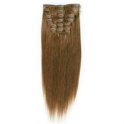 Clip on Extension (65 cm)  #6 Marron Clair
